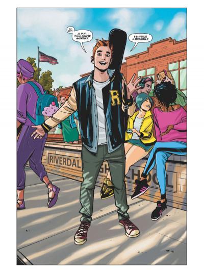Page 1 Riverdale présente Archie tome 1