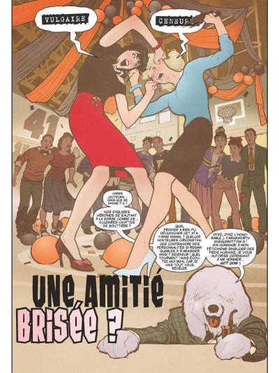 Page 1 Riverdale présente Betty et Veronica tome 1
