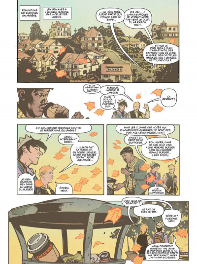Page 2 Riverdale présente Betty et Veronica tome 1