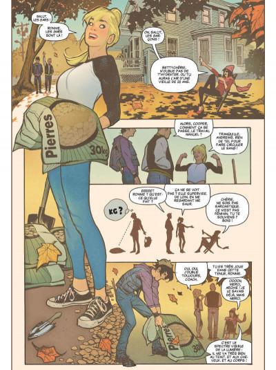 Page 4 Riverdale présente Betty et Veronica tome 1