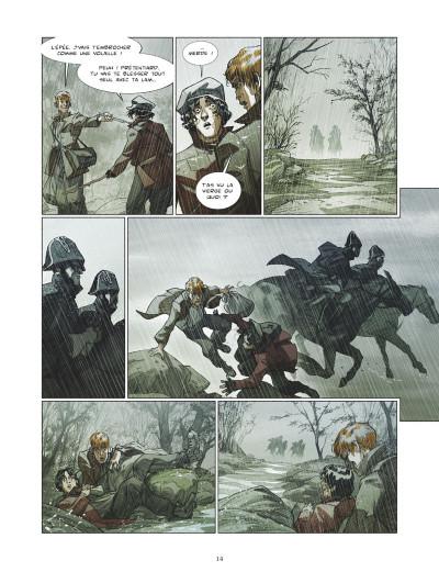Page 3 Legio patria nostra tome 1