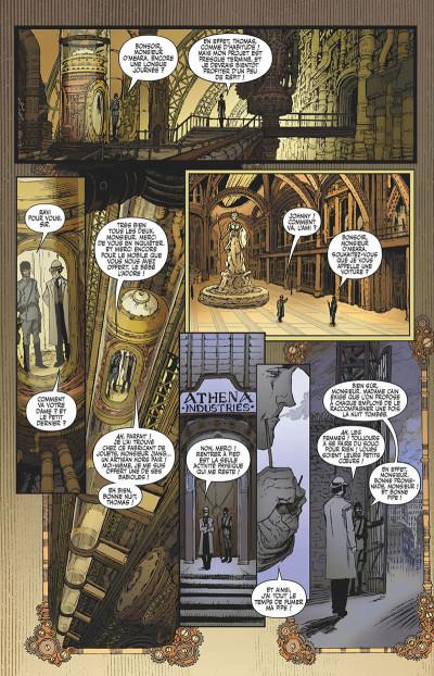 Page 9 Lady Mechanika tome 5