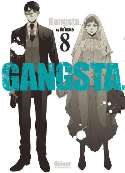 Couverture Gangsta tome 8