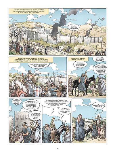 Page 7 L'épopée de la franc-maconnerie tome 2