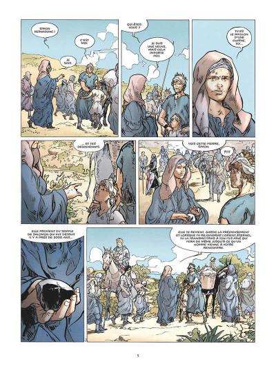 Page 8 L'épopée de la franc-maconnerie tome 2