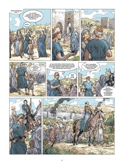 Page 9 L'épopée de la franc-maconnerie tome 2