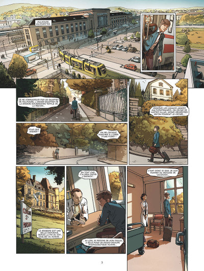 Page 2 Une famille en guerre tome 1