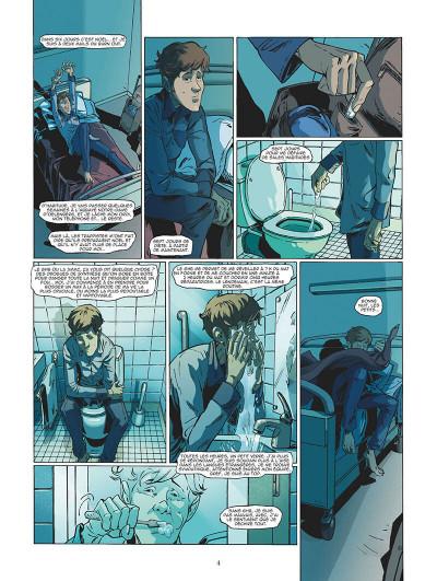 Page 3 Une famille en guerre tome 1