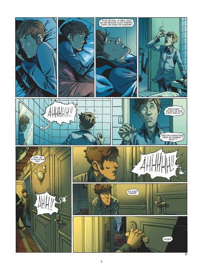 Page 4 Une famille en guerre tome 1
