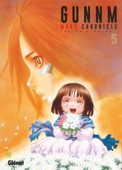 Couverture Gunnm - Mars chronicle tome 5