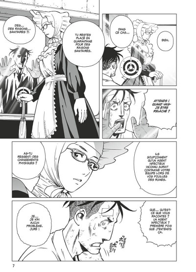 Page 8 Gunnm - Mars chronicle tome 5