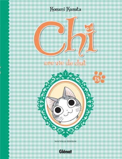 Couverture Chi - une vie de chat grand format tome 18