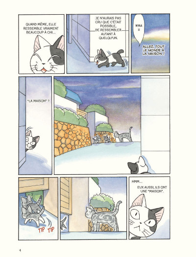 Page 2 Chi - une vie de chat grand format tome 18