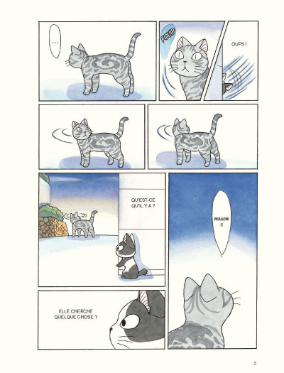 Page 3 Chi - une vie de chat grand format tome 18