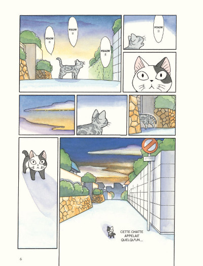 Page 4 Chi - une vie de chat grand format tome 18