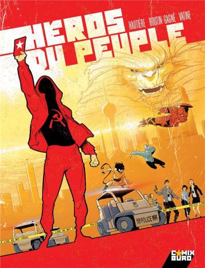 Couverture Héros du peuple tome 1