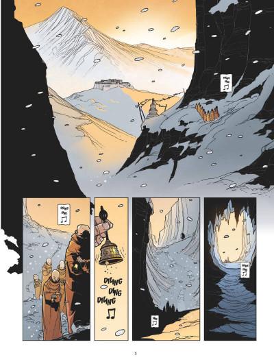Page 1 Héros du peuple tome 1