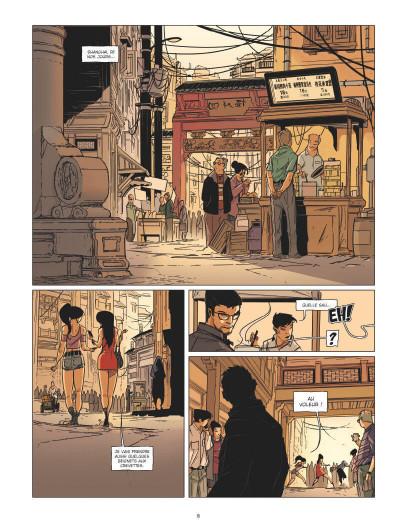 Page 3 Héros du peuple tome 1