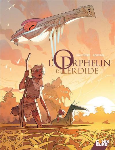 Couverture L'orphelin de Perdide tome 1