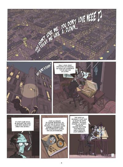 Page 1 La véritable histoire des franges