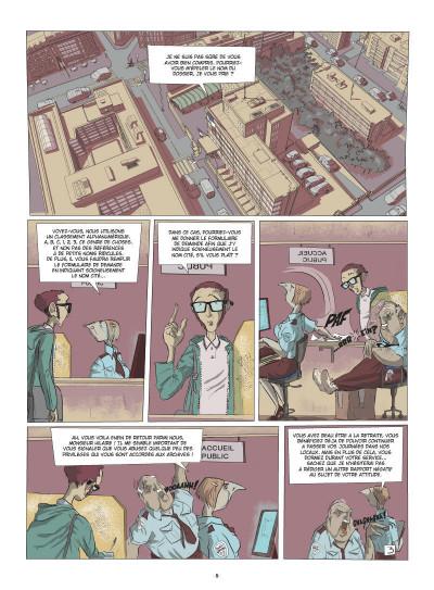 Page 3 La véritable histoire des franges