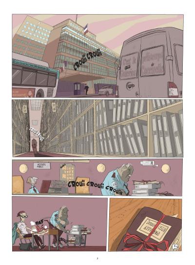 Page 5 La véritable histoire des franges
