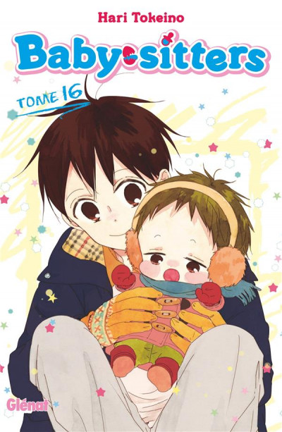 Couverture Baby-sitters tome 16