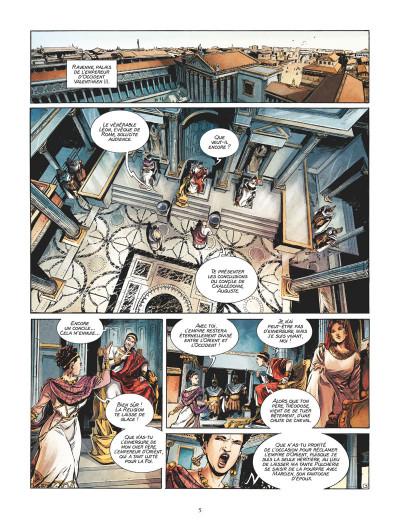 Page 3 Léon le grand - Défier Attila