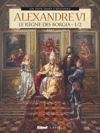 Couverture Alexandre VI tome 1