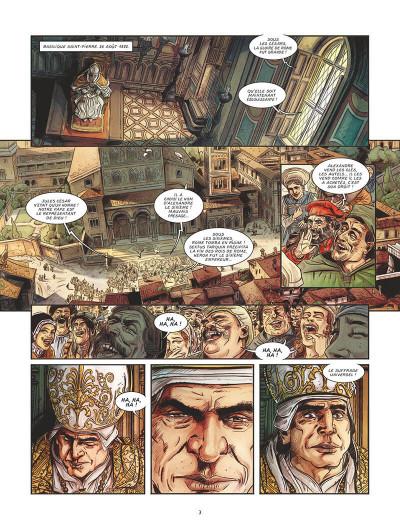 Page 4 Alexandre VI tome 1