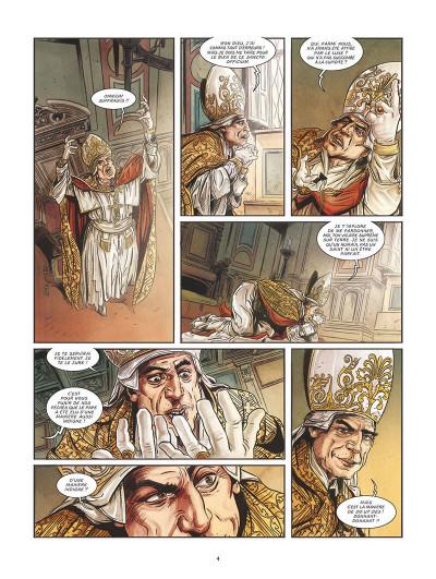 Page 5 Alexandre VI tome 1