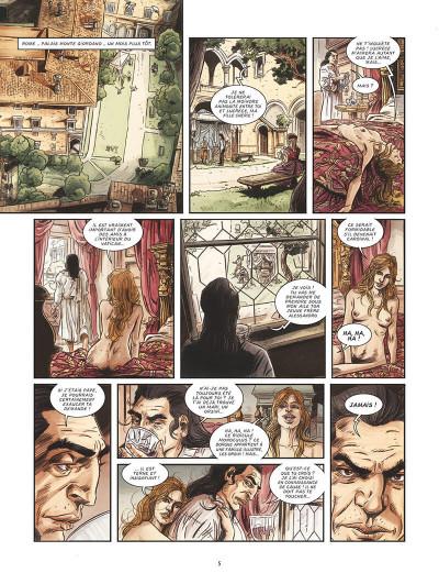 Page 6 Alexandre VI tome 1