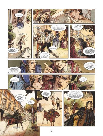 Page 7 Alexandre VI tome 1