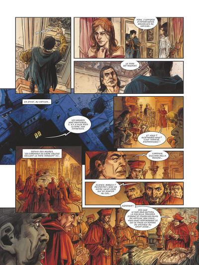Page 8 Alexandre VI tome 1