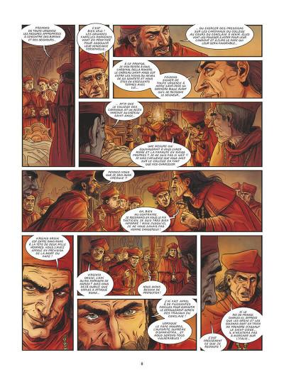 Page 9 Alexandre VI tome 1
