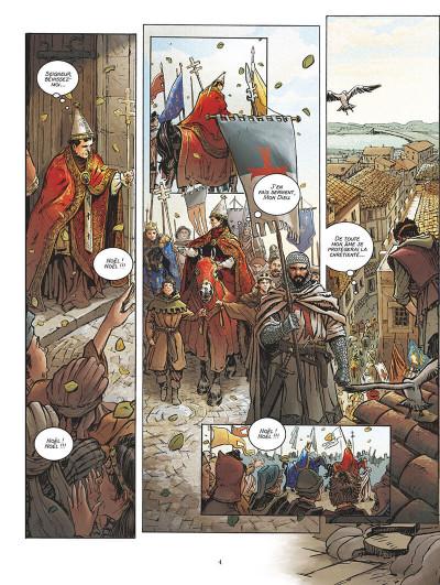 Page 5 Clément V - Le sacrifice des templiers