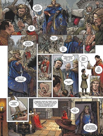 Page 7 Clément V - Le sacrifice des templiers
