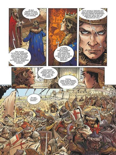 Page 8 Clément V - Le sacrifice des templiers