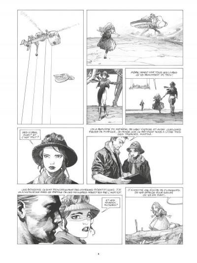 Page 3 La mort vivante - édition luxe n&b