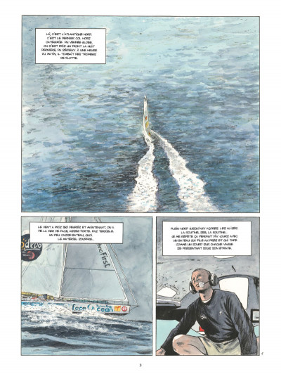 Page 1 Seul au monde tome 1