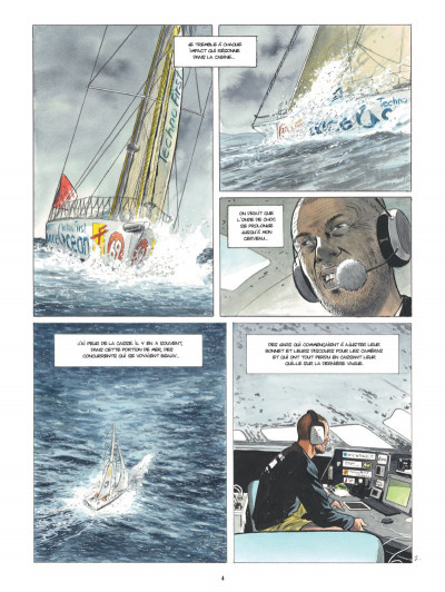 Page 2 Seul au monde tome 1