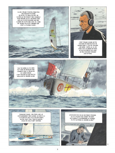 Page 3 Seul au monde tome 1