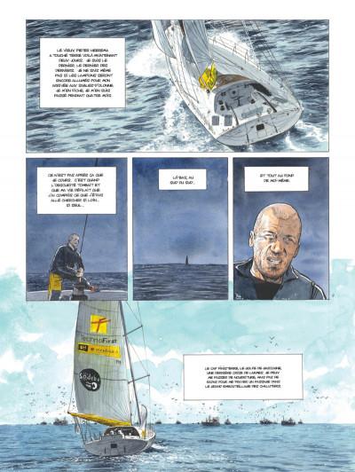 Page 4 Seul au monde tome 1