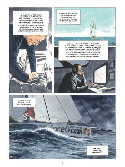 Page 5 Seul au monde tome 1