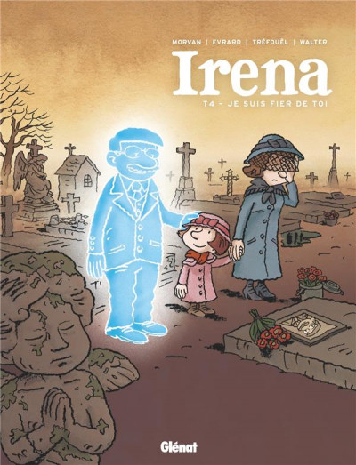 Couverture Irena tome 4