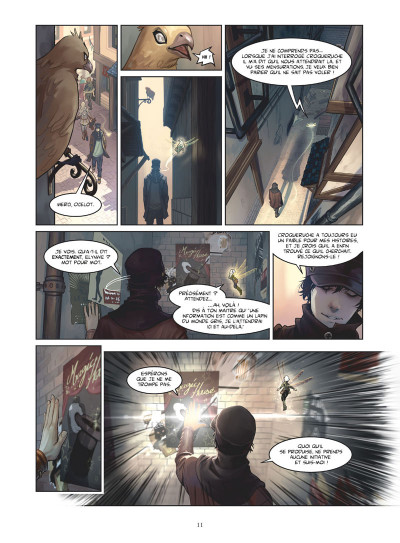 Page 0 Darryl Ouvremonde tome 1
