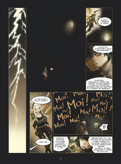 Page 1 Darryl Ouvremonde tome 1