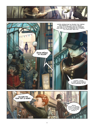 Page 7 Darryl Ouvremonde tome 1