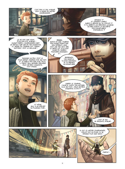 Page 8 Darryl Ouvremonde tome 1