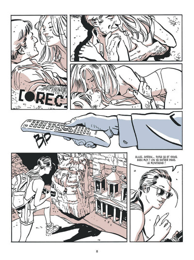 Page 9 Mémoire vive - Apprendre à maîtriser son destin
